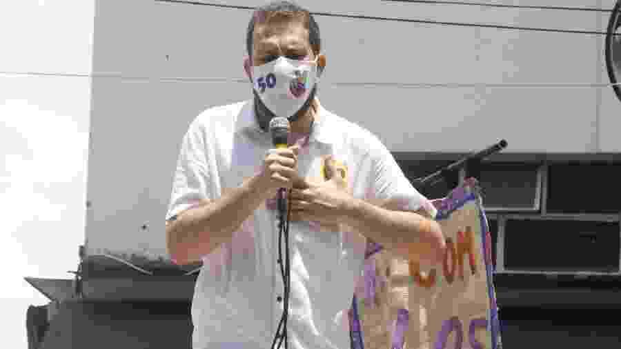 Boulos nega ter cancelado agendas públicas após dizer que não faria atos de rua - Joel Nogueira/Estadão Conteúdo
