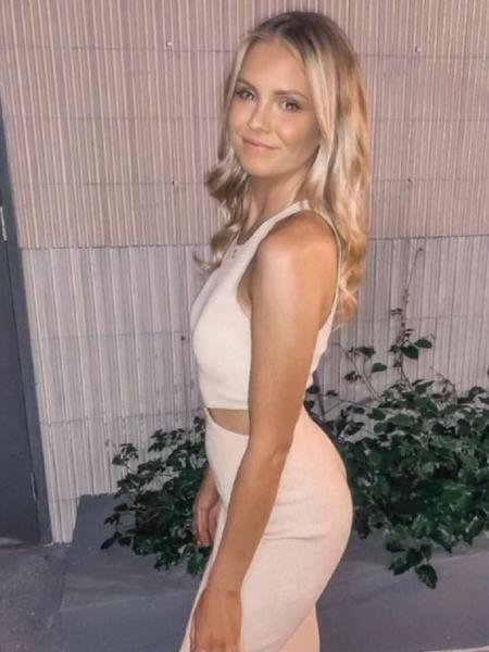 Maddie Gill, de 22 anos, morreu no dia 5 de dezembro, na Austrália - Reprodução/7news.com.au
