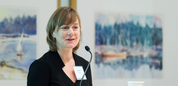 Jennifer Berdahl, professora da Universidade de British Columbia, no Canadá