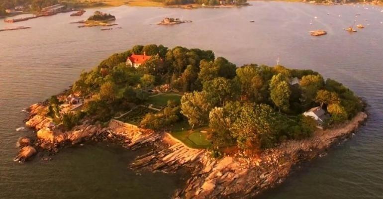 Ilhas à venda nos EUA