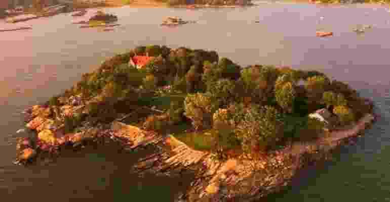 Ilhas à venda nos EUA - Reprodução/Sotherby's International Realty