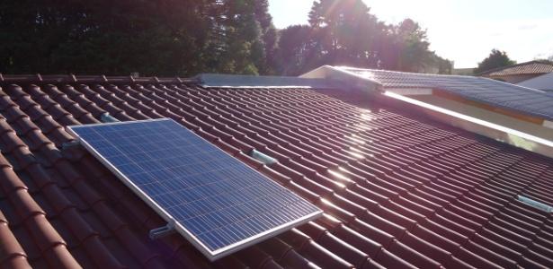 Painel solar é uma das formas econômicas e limpas de se gerar energia - Divulgação