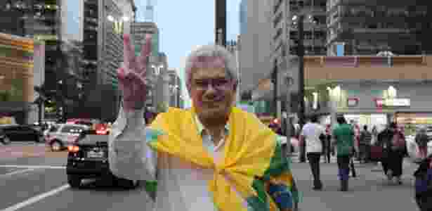 Antonio da Silva Ortega, 64, professor da rede pública estadual - Fernando Donasci/UOL - Fernando Donasci/UOL