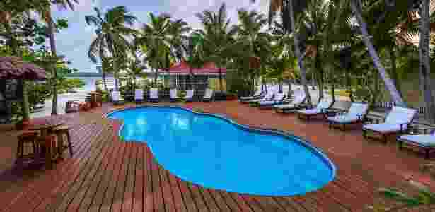 Turneffe Island Resort, Belize - Turneffe Island Resort/Bloomberg - Turneffe Island Resort/Bloomberg