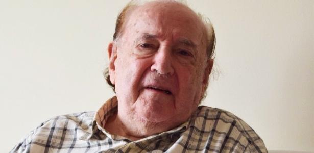 Uruguaio radicado em São Paulo, Francisco Balkanyi, de 88 anos, relembra como escapou da morte durante nazismo  - Flavia Nogueira/BBC Brasil
