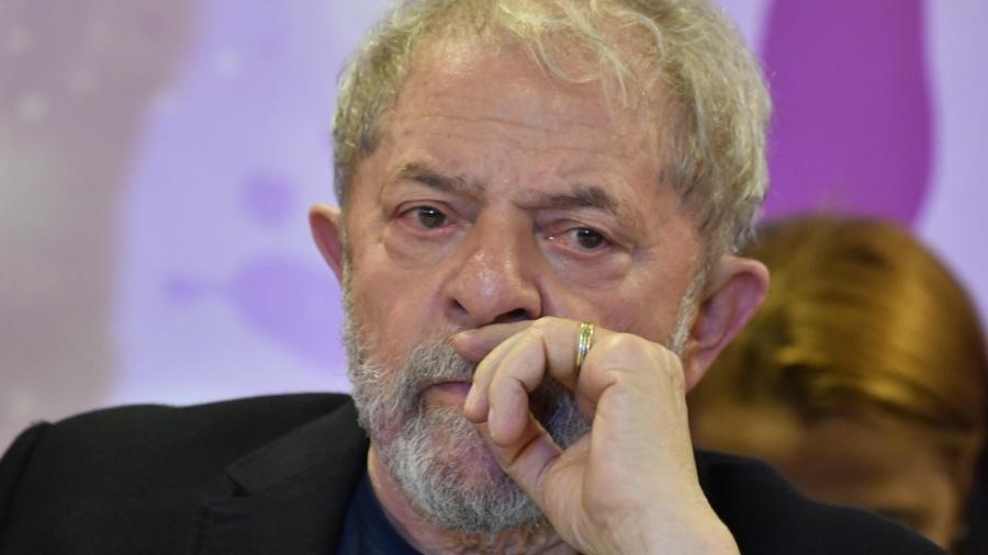 O ex-presidente Luiz Inácio Lula da Silva - Mateus Bonomi/Folhapress