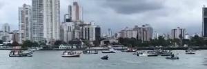 Reprodução/ Facebook/Viver em Santos e região