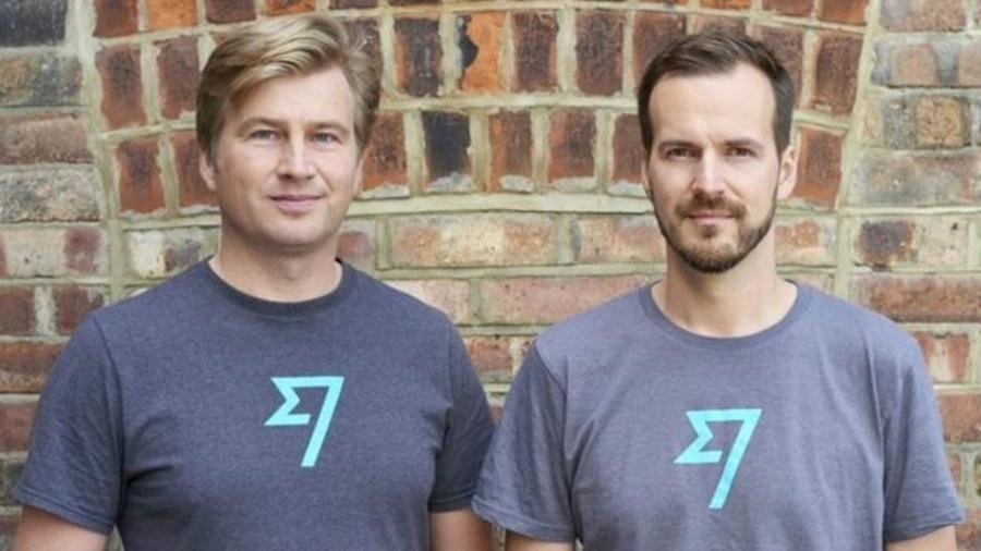 Kristo e Taavet dividem a liderança da empresa - Hermione