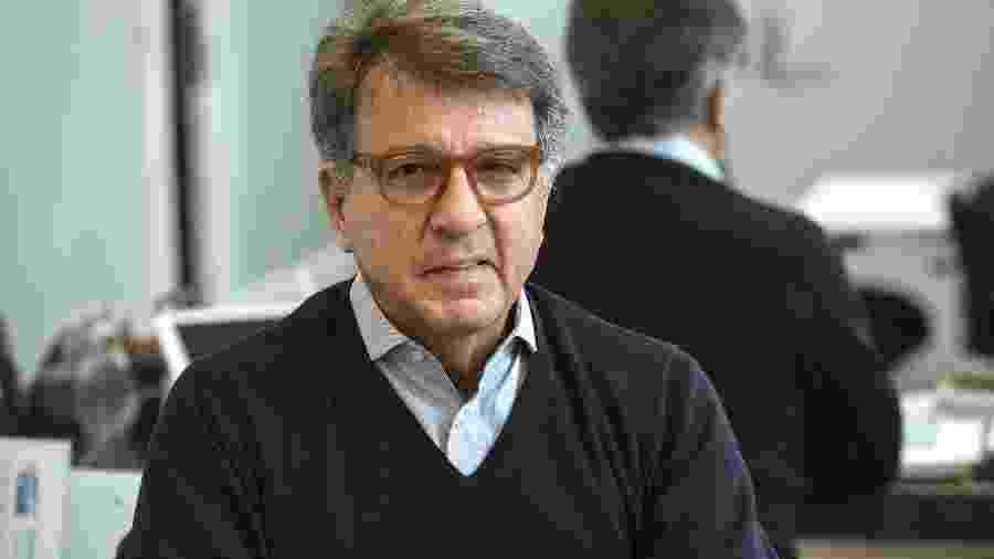 Retrato de Paulo Marinho, que esteve diretamente envolvido na campanha presidencial que elegeu Jair Bolsonaro - Ricardo Borges/UOL