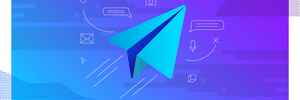 Telegram permite chamadas de vídeo com até mil pessoas; saiba como usar (Foto: Arte UOL)