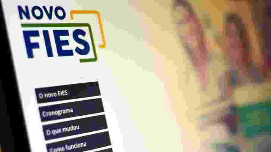 Fies (Fundo de Financiamento Estudantil) - Marcello Casal Jr/Agência Brasil