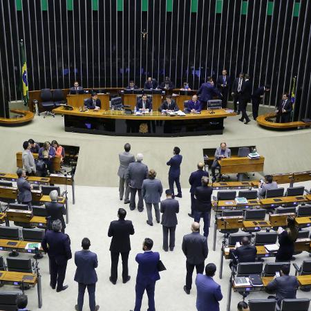 Plenário da Câmara dos deputados - Michel Jesus/ Divulgação Câmara dos Deputados