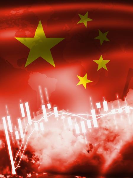 Empresas chinesas representam 38% do índice de ações de mercados emergentes MSCI Emerging Markets Index -  iStock / Getty Images