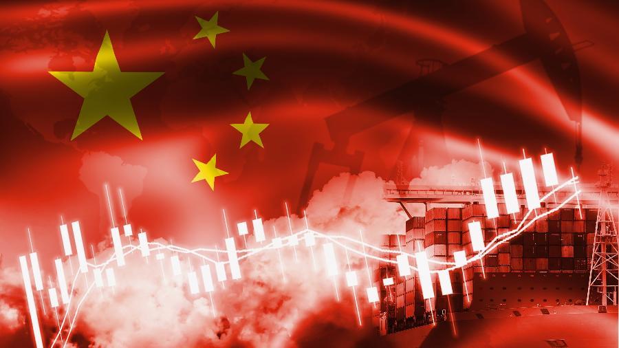 Índice de Xangai teve seu pior dia desde 24 de julho -  iStock / Getty Images