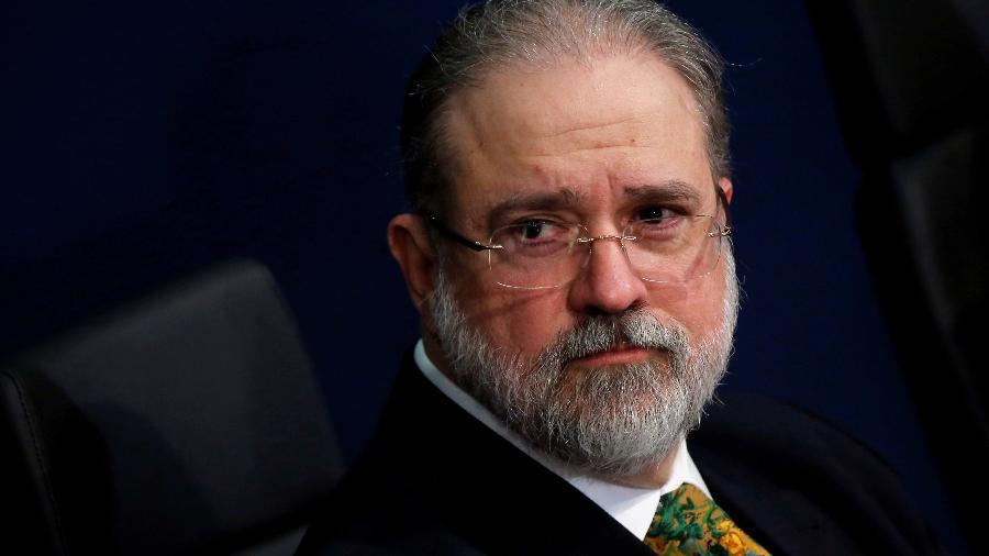 Procurador-geral da República, Augusto Aras cita Estado de Defesa após pressão por impeachment do presidente Jair Bolsonaro - ADRIANO MACHADO