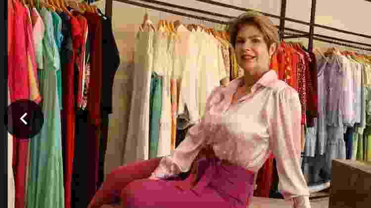 """Na loja By Neuma Alves, onde comprou a roupa que está usando: """"Ribeirão Pires tem tudo!"""" - Foto: Jorge Lucas - Foto: Jorge Lucas"""