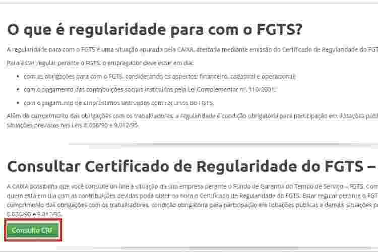 FGTS - Reprodução - Reprodução