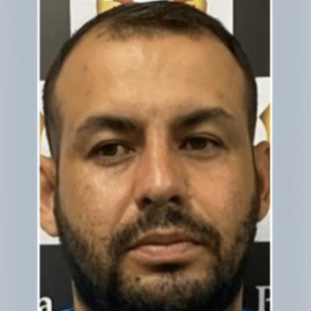 Paulo César Dutra Gabrir, 33, foi preso pela Polícia Civil na manhã de ontem - Reprodução/Polícia Civil de SP