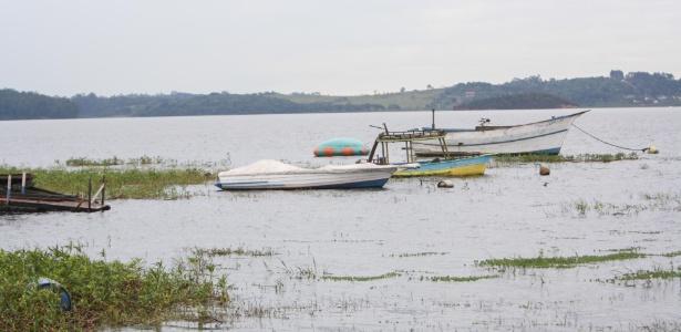 Em 11 dias, Cantareira acumula mais chuva que média histórica do mês - Marco Ambrosio/Estadão Conteúdo