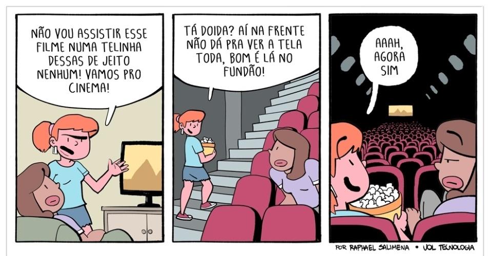 """30.jan.2016 - """"Telinha"""""""