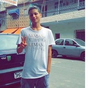 Igor Silva foi morto com um tiro no peito perto de sua casa, no Complexo da Maré