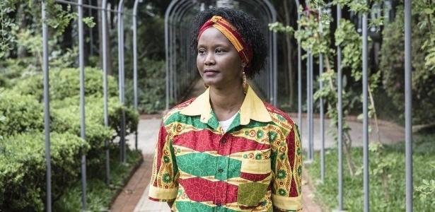 Nádia Ferreira, de Guiné Bissau, diz que a questão racial despertou nela no Brasil
