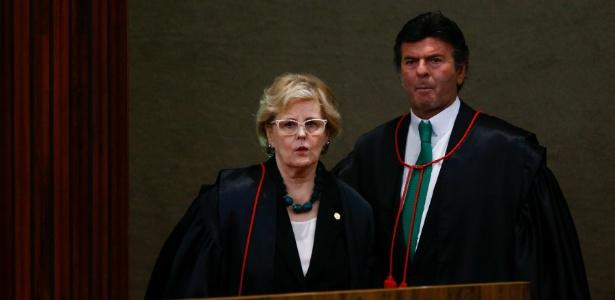 Rosa Weber assumirá a presidência do TSE no lugar de Luiz Fux em agosto