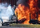 Votação da Assembleia Constituinte na Venezuela tem barricadas e repressão policial - Juan Barreto/AFP