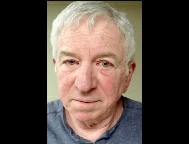 O idoso de 71 anos foi preso duas vezes no mesmo dia por dirigir embriagado - Ramsey Police Department