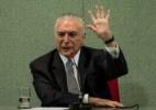 Temer pede a presidente do Santander redução da taxa de juros do banco (Foto: MARIVALDO OLIVEIRA/CÓDIGO19/ESTADÃO CONTEÚDO)