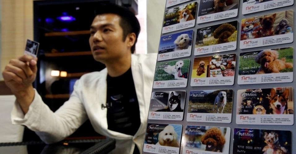 Voos de luxo para cães - Raymond Chung, da Life Trave