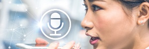 Sua voz pode ser a próxima tecnologia tão poderosa quanto o smartphone (Foto: Getty Images/iStockphoto)