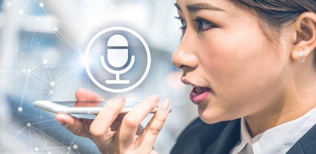 Sua voz poderá ser o centro de todos os objetos tecnológicos no futuro - Getty Images/iStockphoto