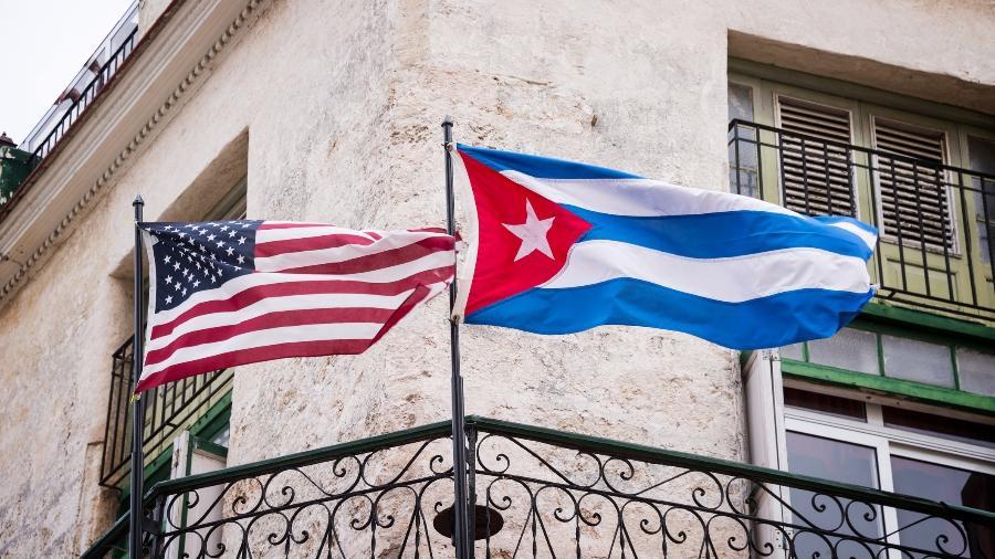 Governo Biden vai revisar a política de Trump em relação a Cuba, diz Casa Branca - iStock