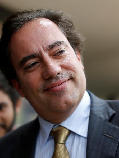 """""""Você vai poder contratar o crédito imobiliário de 30, 35 anos, e saber quanto que você vai pagar pelos próximos 30 a 35 anos"""", afirmou o presidente do banco, Pedro Guimarães - Adriano Machado/Reuters"""