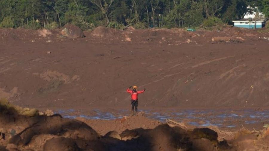 Governo vai repassar mais de R$ 800 milhões para ações emergenciais em Brumadinho (MG) - LUCAS LANDAU/BBC NEWS BRASIL