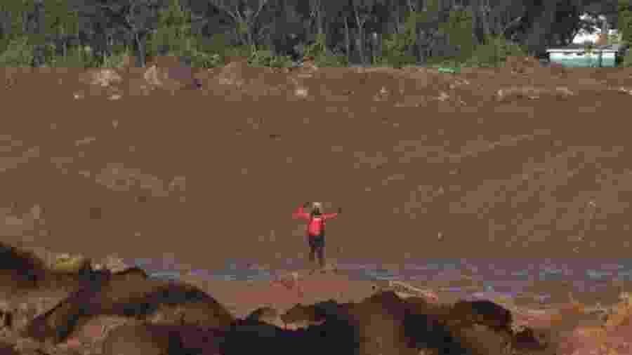 Tragédia em Brumadinho ocorreu em barragem da Vale - LUCAS LANDAU/BBC NEWS BRASIL