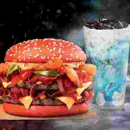 Burger King aproveitou última temporada de Game of Thrones para lançar combo - Divulgação