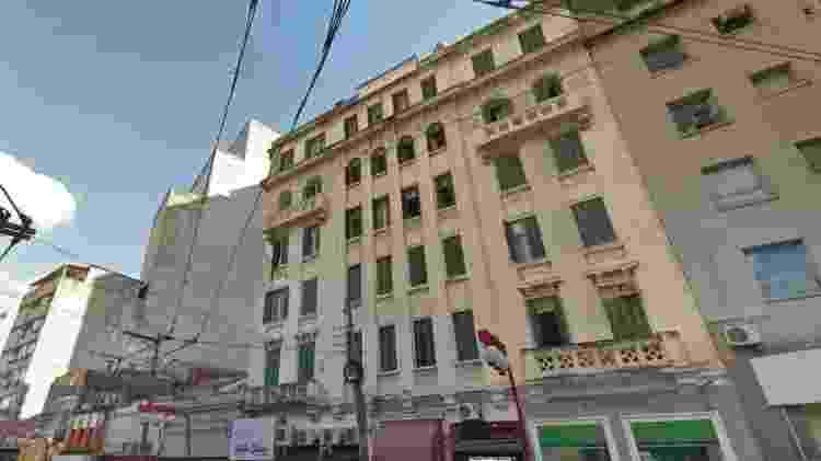 Conpresp tombou 23 casarios, edifícios e casas operárias da Liberdade - Google Street View/Reprodução