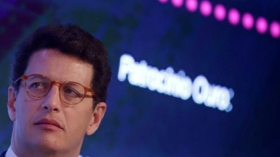 O ministro do Meio Ambiente, Ricardo Salles, fez postagem associando Greenpeace e manchas de óleo - Rahel Patatrasso/Reuters