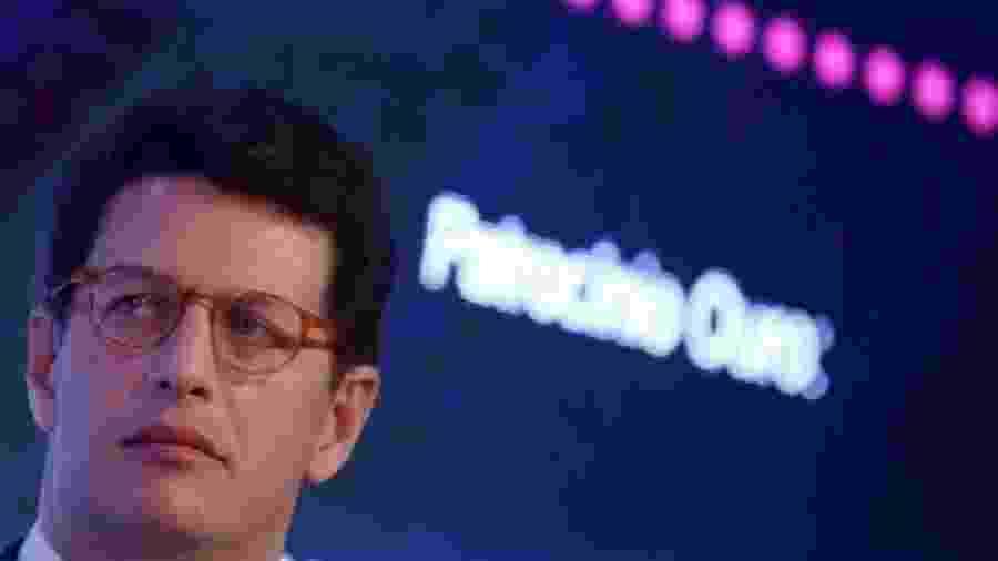 O ministro do Meio Ambiente, Ricardo Salles - Rahel Patatrasso/Reuters
