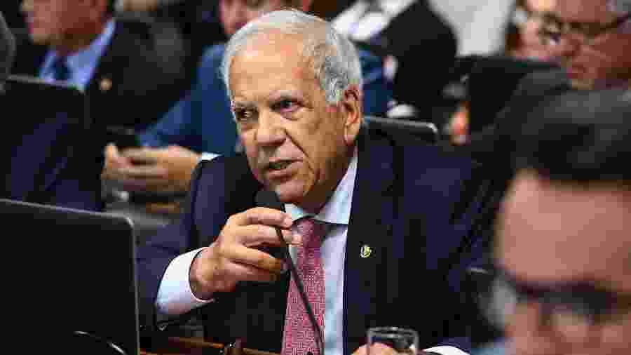 Texto do senador Oriovisto Guimarães (Podemos-PR) deverá ser votado no próximo ano - Marcos Oliveira/Agência Senado