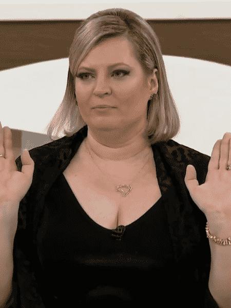 Joice Hasselmann é entrevista no Roda Viva, da TV Cultura - Reprodução