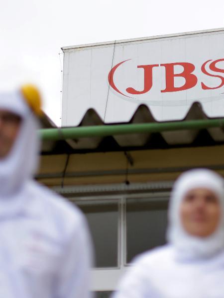 Em abril, dois funcionários da unidade Seara da JBS em Ipumirim testaram positivo para o coronavírus - Ueslei Marcelino