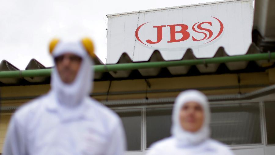 A receita líquida da JBS somou 56,5 bilhões, alta de 27,3%, com crescimento em todas as linhas de negócios - Ueslei Marcelino