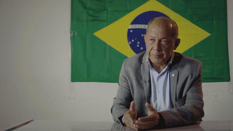 Deputado federal Coronel Chrisóstomo - BBC - BBC