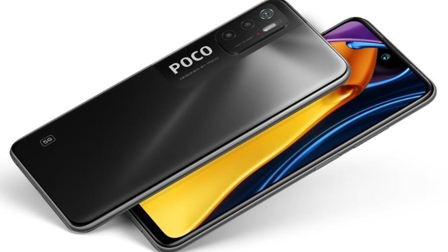 Poco M3 Pro 5G - Divulgação