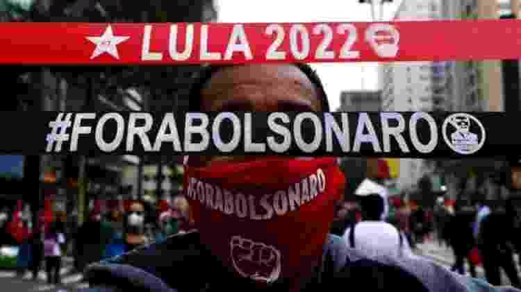 manifestações - Rodrigo Paiva/Getty Images - Rodrigo Paiva/Getty Images