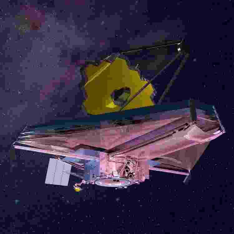 Telescópio James Webb - Northrop Grumman - Northrop Grumman