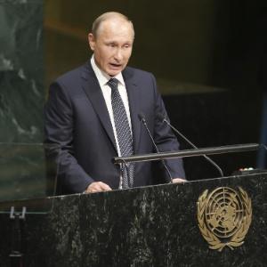 O presidente russo Vladimir Putin exaltou as doutrinas da Bíblia por seus ideais humanistas